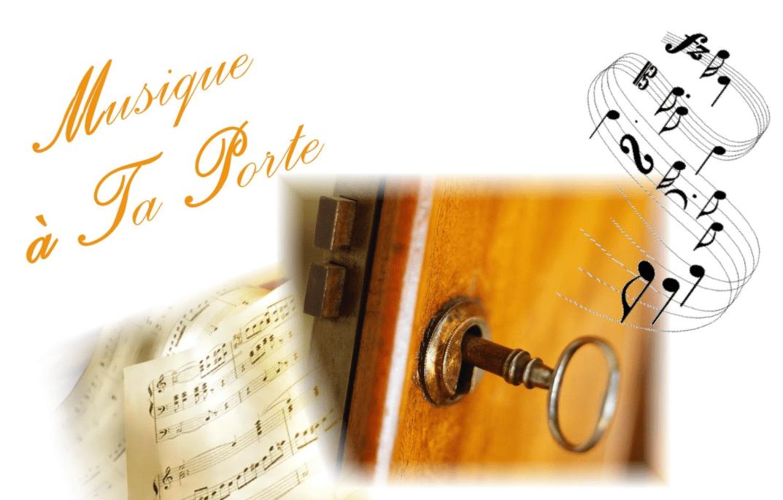 Musique à ta porte